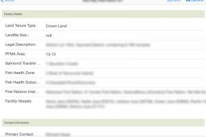 iOS-Simulator-FacilityDetails-Blur